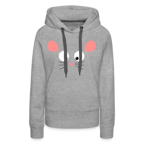 Mäuschen - Frauen Premium Hoodie