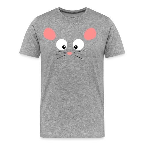 Mäuschen - Männer Premium T-Shirt