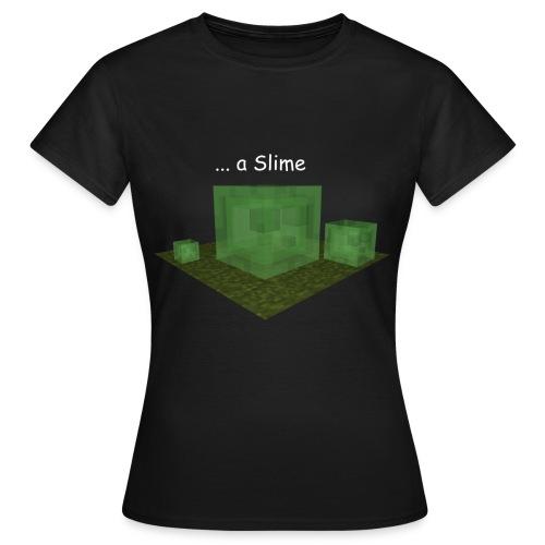 Tee-shirt Slime - T-shirt Femme
