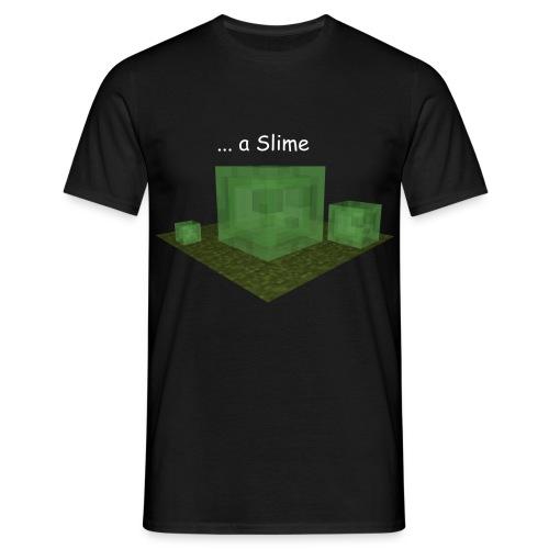 Tee-shirt Slime - T-shirt Homme