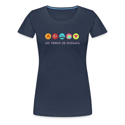 Les Tribus de Russafa - Dona - Camiseta premium mujer