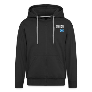 Bob - Men's Premium Hooded Jacket