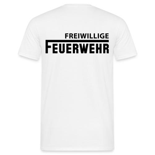 Feuerwehr III - Männer T-Shirt