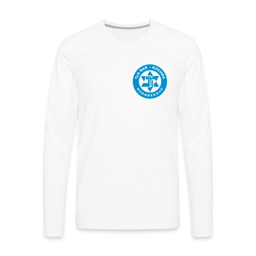 Premium Langarm-Shirt Weini - Männer Premium Langarmshirt