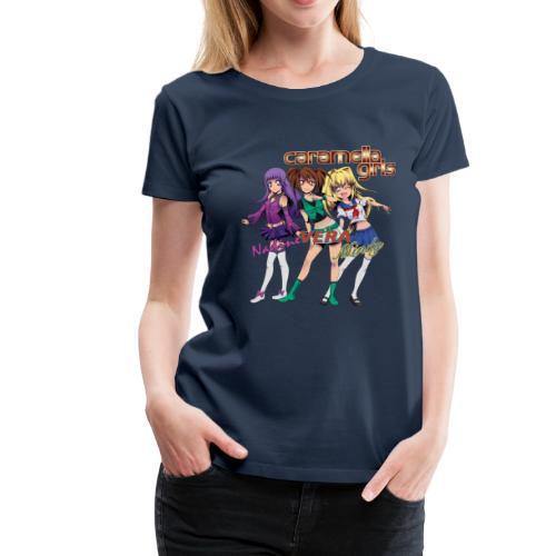 The Girls together - Women's Premium T-Shirt