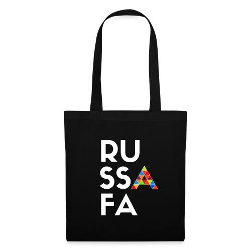 Bossa RU-SSA-FA - Bolsa de tela