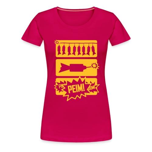 Gran Mascletà - Xica - Camiseta premium mujer