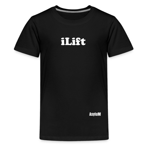 Mens iLift - Teenage Premium T-Shirt