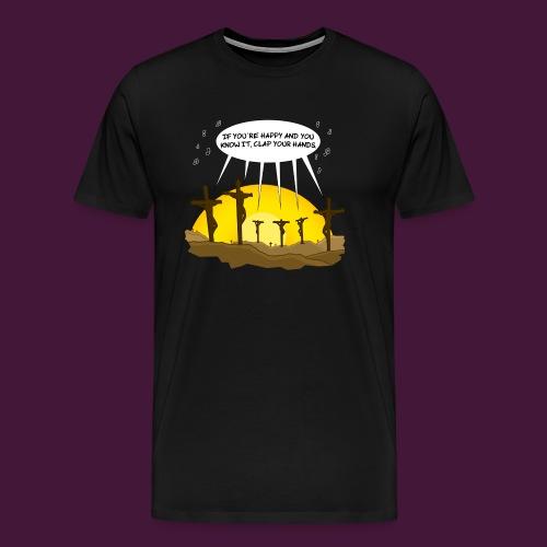 Clap your hands - Shirt Herren - Männer Premium T-Shirt