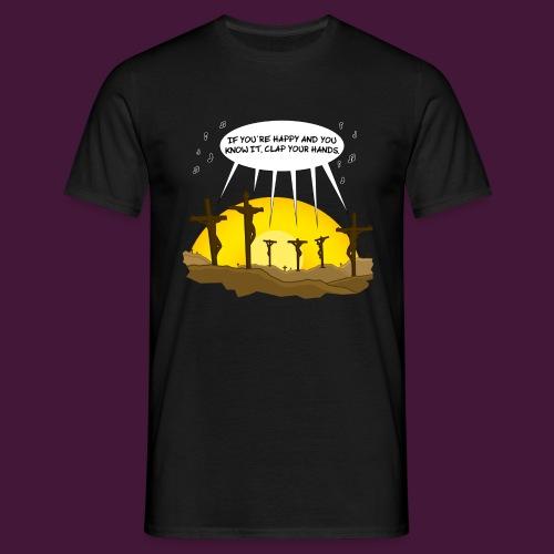 Clap your hands - Männer T-Shirt