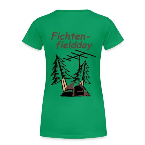 FiFi-Shirt Women - Frauen Premium T-Shirt