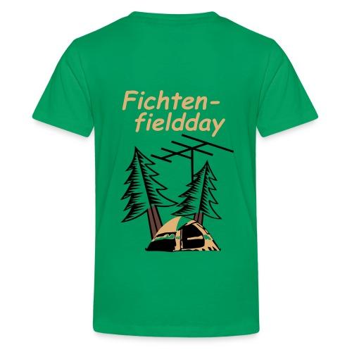 FiFi-Shirt Teenager - Teenager Premium T-Shirt