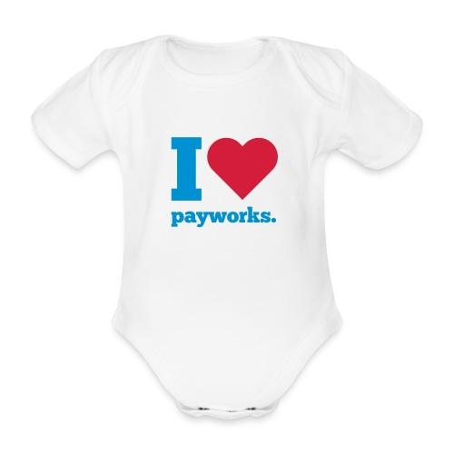 payworks strampler - Baby Bio-Kurzarm-Body