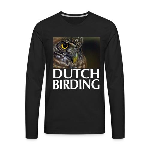 Dwerguil Premium Longsleeve - Mannen Premium shirt met lange mouwen