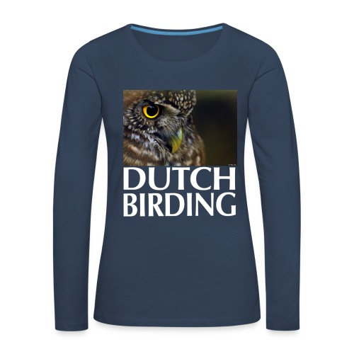 Dwerguil Premium Longsleeve vrouw - Vrouwen Premium shirt met lange mouwen
