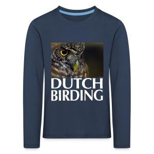 Dwerguil Premium Longsleeve kids - Kinderen Premium shirt met lange mouwen