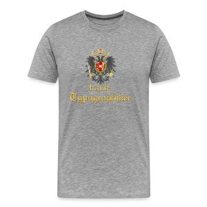 k.u.k. Typograhiker - Männer Premium T-Shirt