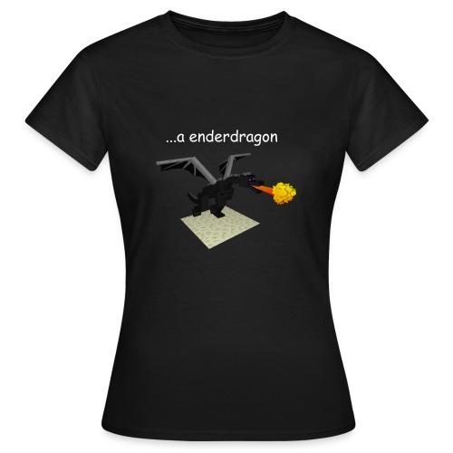 Tee-shirt Enderdrago - T-shirt Femme
