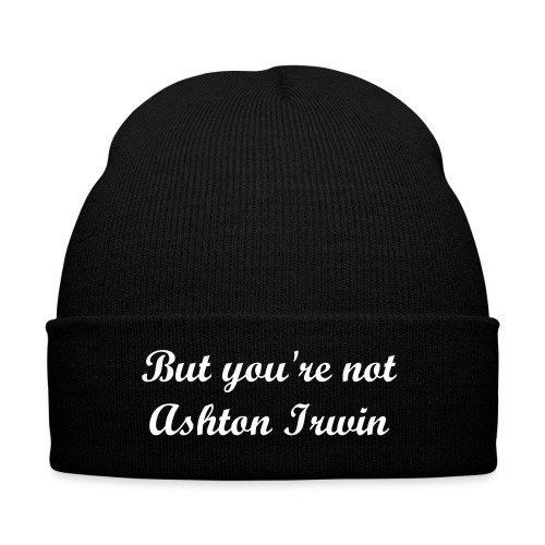 not ashton beanie  - Winter Hat