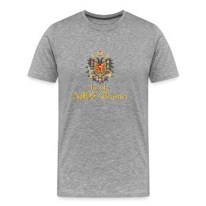 k.u.k. AMS Trainer - Männer Premium T-Shirt