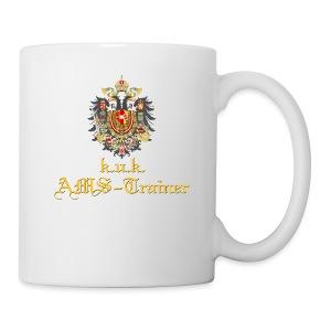 k.u.k. AMS Trainer - Tasse