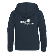 Sweatshirts ~ Dame Premium hættejakke ~ damejakke discount m. logo på ryggen