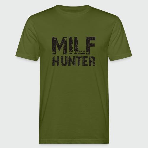 tshirt milf military - T-shirt ecologica da uomo