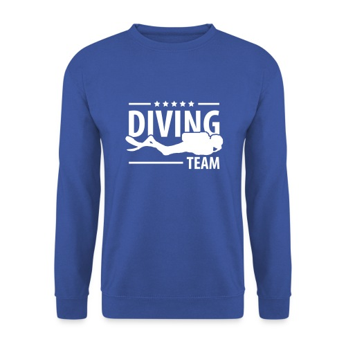 Divers Crewneck - Mannen sweater