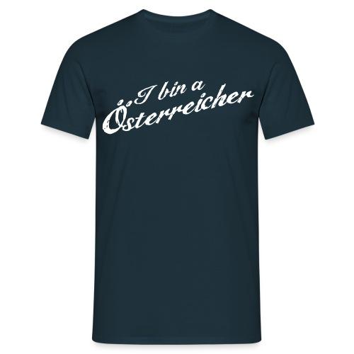 I bin a Österreicher - Männershirt - Männer T-Shirt