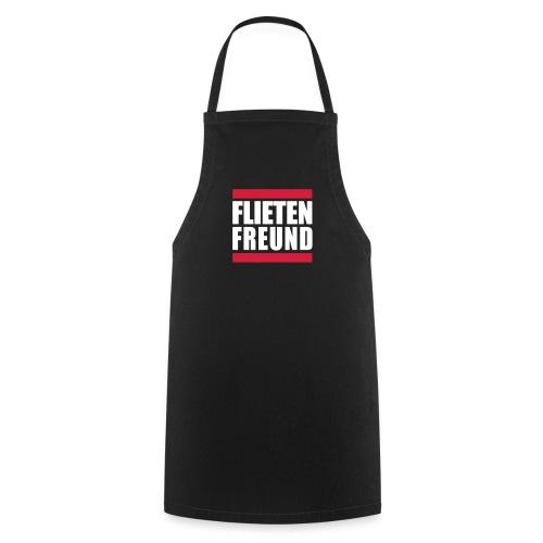 Flieten Freunde Trier Schürze - Kochschürze