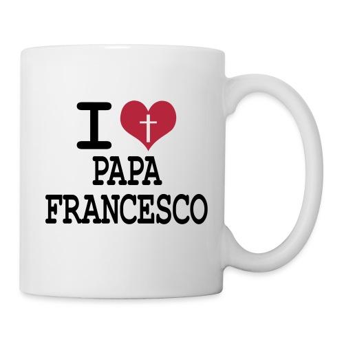 I Love Papa Francesco - Tazza
