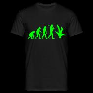 Tee shirts ~ Tee shirt Homme ~ Evolution