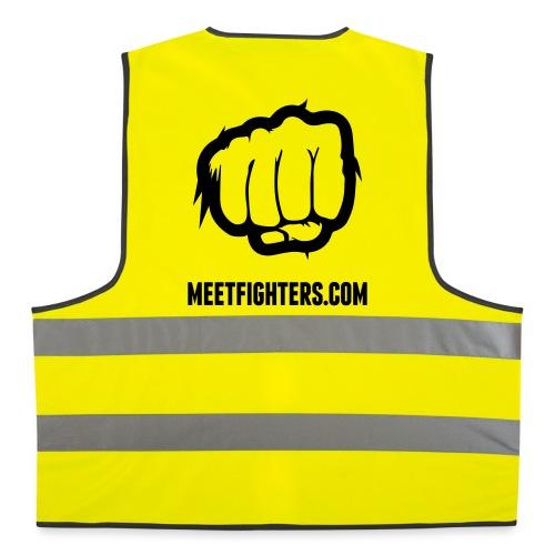 Fist reflective vest - Reflective Vest