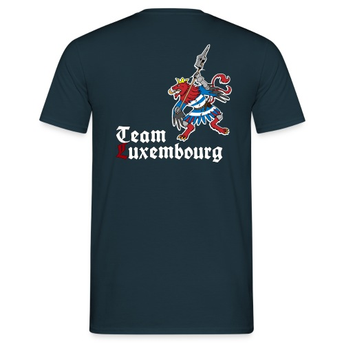 Official Team Luxembourg Tshirt - Men's T-Shirt