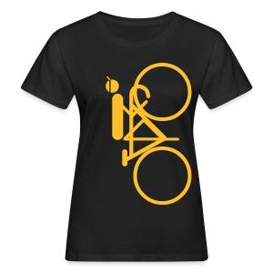 velo femme - T-shirt bio Femme
