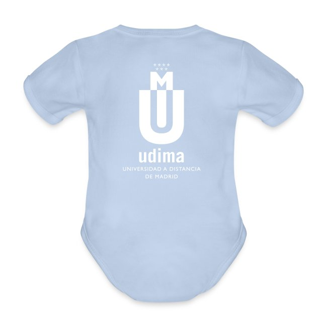 Body bebé - UDIMA