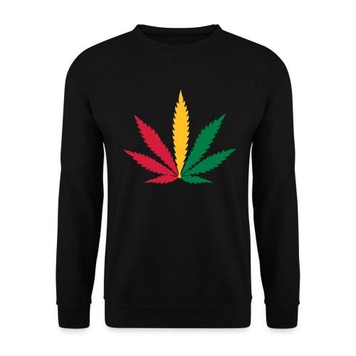 Weed Pullover  - Männer Pullover