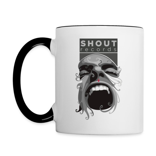 Shout Records Cup - Contrasting Mug