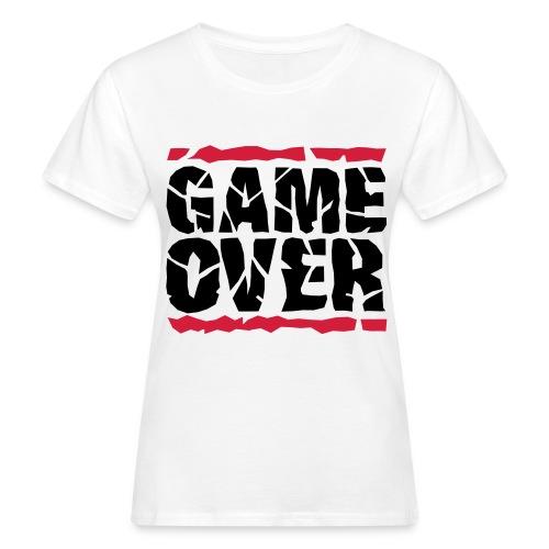 Game Over - Ekologisk T-shirt dam