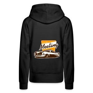 vrouwensweater met logo - Vrouwen Premium hoodie