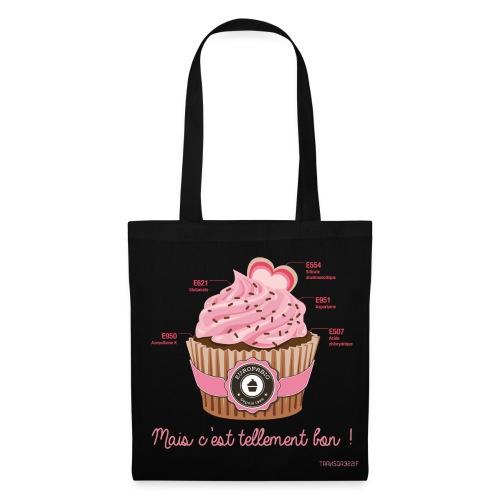 SAC en tissu cupcake - Tote Bag