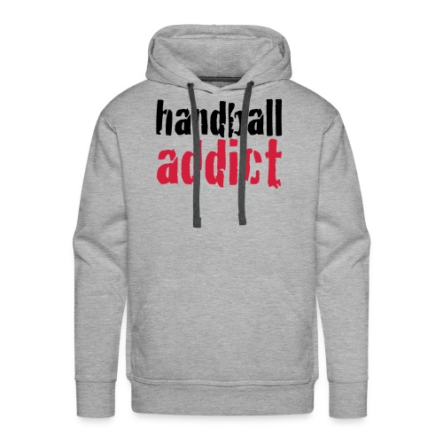 handball addict Kapuzenpulli - Männer Premium Hoodie