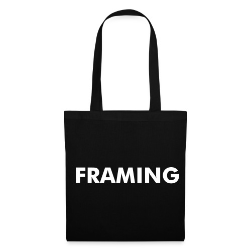 FRAMING - Tote Bag