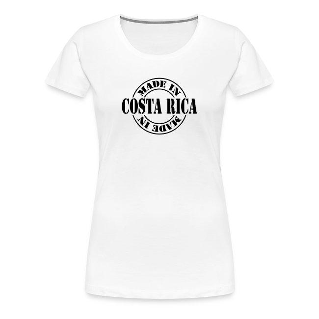 Made in Costa Rica m1