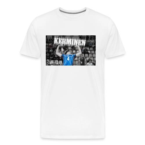 Kerminen t-paita (Miesten) - Miesten premium t-paita