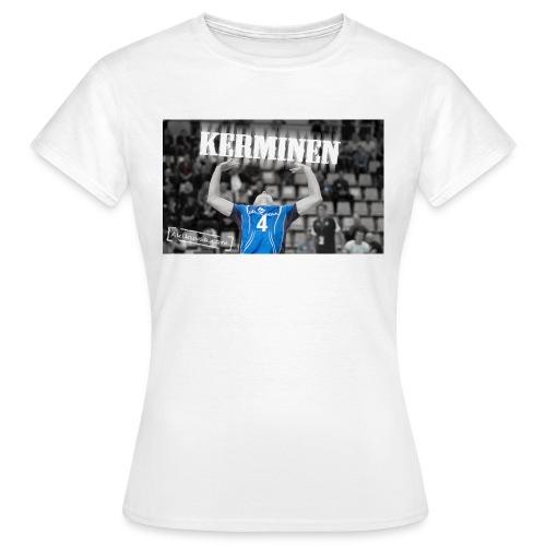 Kerminen t-paita  (Naisten) - Naisten t-paita