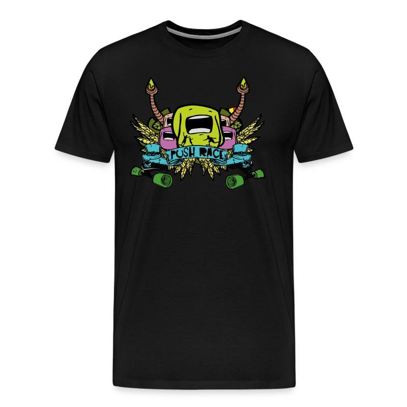 PushRace (by Mata7ik) - T-shirt Premium Homme