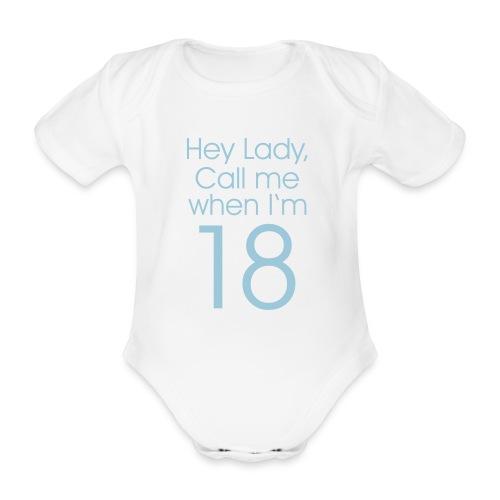 Babykleider - Baby Bio-Kurzarm-Body