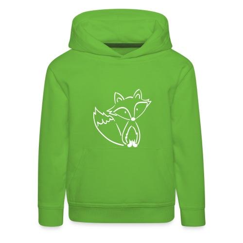 Fuchsi - Kinder Premium Hoodie