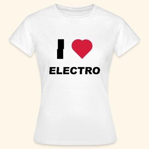 j'aime la musique electro